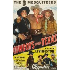 COWBOYS FROM TEXAS (1939)