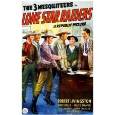 LONE STAR RAIDERS (1940)
