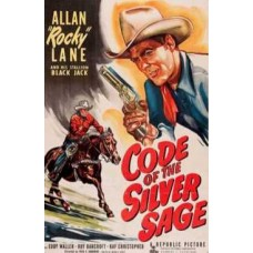 CODE OF THE SILVER SAGE   (1950)