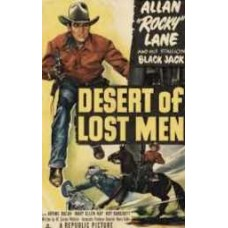 DESERT OF LOST MEN   (1951)