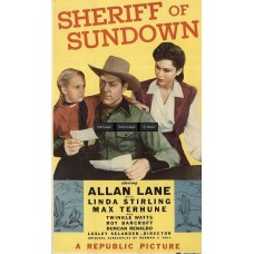 SHERIFF OF SUNDOWN   (1944)