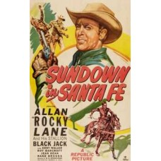 SUNDOWN IN SANTA FE   (1948)