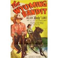 WYOMING BANDIT,THE   (1949)
