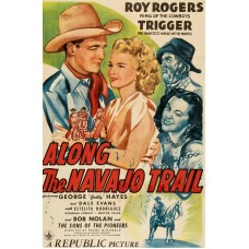 ALONG THE NAVAJO TRAIL  (1945)  UNCUT