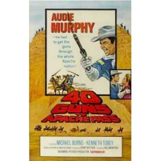 40 GUNS TO APACHE PASS ((1967)