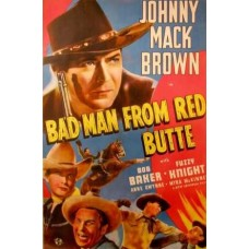 BADMAN FROM RED BUTTE   (1940)