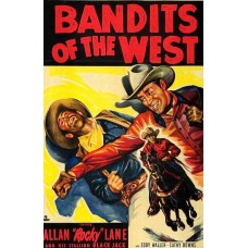 BANDITS OF THE WEST   (1953)