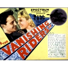 VANISHING RIDERS , THE 1935