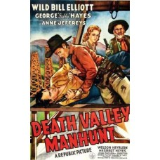 DEATH VALLEY MANHUNT   (1943)