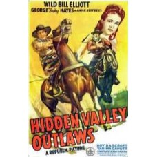 HIDDEN VALLEY OUTLAWS   (1944)