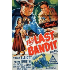 LAST BANDIT   (1949)-COLOR