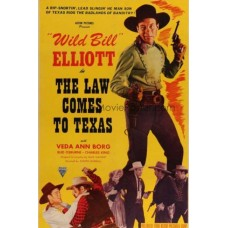 LAW COMES TO TEXAS, THE   (1939)