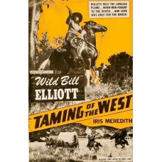 TAMING OF THE WEST   (1939)