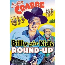 BILLY THE KID'S ROUND UP {1941)