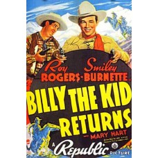 BILLY THE KID'S RETURN  (1938)
