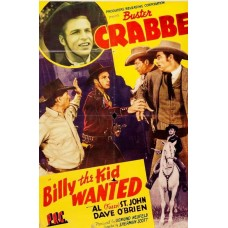 BILLY THE KID WANTED  (1941)