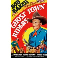 GHOST TOWN RIDERS 1938