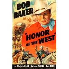 HONOR OF THE WEST 1939