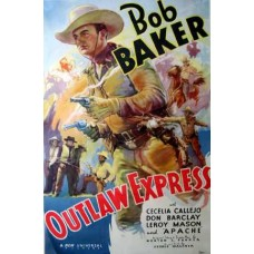 OUTLAW EXPRESS  1938