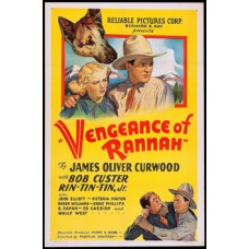VENGEANCE OF RANNAH  1936