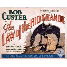 LAW OF THE RIO GRAND  1931