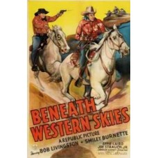 BENEATH WESTERN SKIES   (1944)