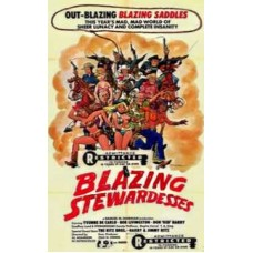 BLAZING STEWARDESSES aka Texas Layover   (1975)  COLOR