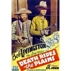 DEATH RIDES THE PLAINS   (1943)