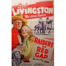 RAIDERS OF RED GAP   (1943)