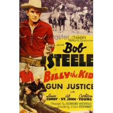 BILLY THE KID GUN JUSTICE  1940
