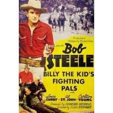 BILLY THE KID'S FIGHTING PALS   (1941)