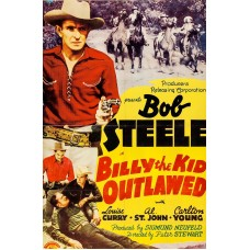 BILLY THE KID OUTLAWED   (1940)