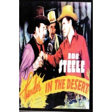 THUNDER IN THE DESERT   (1938)