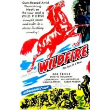 WILDFIRE   (1945) COLOR