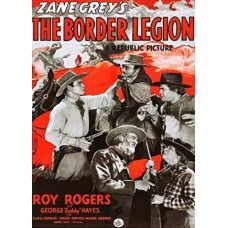 BORDER LEGION  (1940) aka  (WEST OF THE BADLANDS)