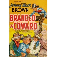 BRANDED A COWARD   (1935)