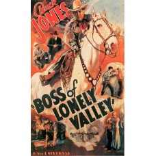 BOSS OF LONEY VALLEY   (1937)