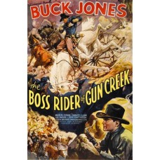 BOSS RIDER OF GUN CREEK   (1936)