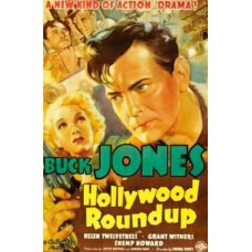 HOLLYWOOD ROUNDUP  1937