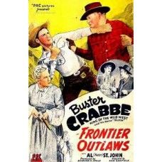 FRONTIER OUTLAWS ((1944)