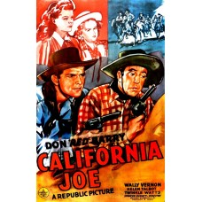 CALIFORNIA JOE  (1943)