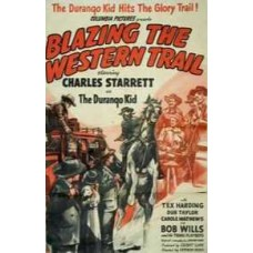 BLAZING THE WESTERN TRAIL   (1945)