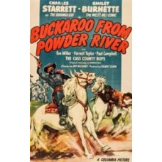 BUCKAROO FROM POWDER RIVER   (1947)  DK