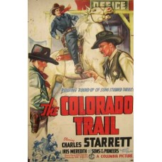 COLORADO TRAIL   (1938)