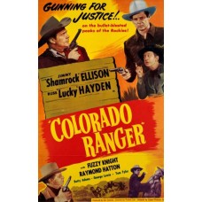 COLORADO RANGERS   (1950)