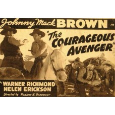 COURAGEOUS AVENGER,THE  (1935)