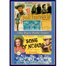 DON'T FENCE ME IN   (1945) UNCUT  - SONG OF NEVADA   (1944)