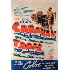 CARAVAN TRAIL (1946)    COLOR