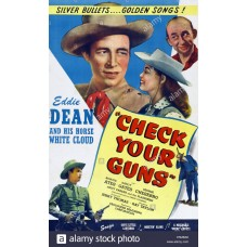 CHECK YOUR GUNS  (1948)