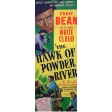 HAWK OF POWDER RIVER, THE    (1948)